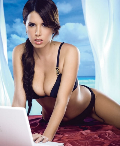 Aleka Model TV http://nba-draft.com/Gallery.html